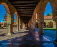 In the Stanford University, California, USA. Stock Photo