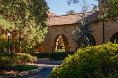 In the Stanford University, California, USA. Stock Photos