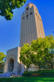 Stanford University Campus in Palo Alto, California. USA royalty free stock photo