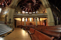 Stanford university church Royalty Free Stock Photography
