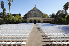Stanford university church Stock Image