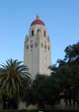 Stanford University Hoover Tower. Stanford University in Palo Alto-Ca Stock Images