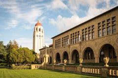 Stanford University Main Quad stockfotografie