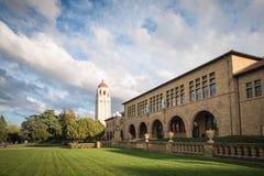 Stanford University Main Quad stockfotos