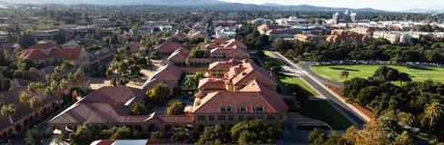 Stanford University Overview photographie stock libre de droits