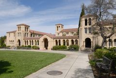 Stanford University Toyon Hall. Stanford University in Palo Alto-Ca Royalty Free Stock Image