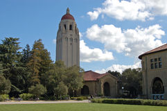 Stanford University V. Stanford University - Paulo Alto -Ca stock images