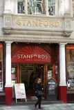 Stanfords Books and Maps Stock Photography