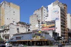 Stange in Buenos Aires, Argentinien Lizenzfreie Stockbilder