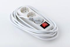 Stange des elektrischen Stroms Lizenzfreies Stockfoto