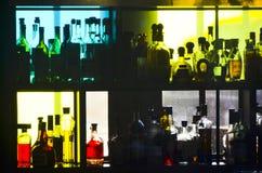 Stangen-Alkohol Stockbild