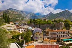 Stangen-alte Stadt - Montenegro Lizenzfreie Stockfotografie