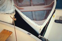 Stangen-Hafen Maine, Küstenbereich. Stockbilder
