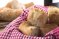 Stangenbrot Stockfotos