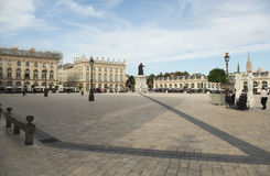 Stanislas Square Royalty Free Stock Images