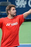 Stanislas Wawrinka Stock Photography