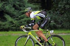 Stanislav Kozubek - Bohemia cycling tour 2013 Royalty Free Stock Photo