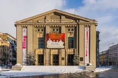 Stanislaw Wyspianski ślązaka teatr Zdjęcia Royalty Free