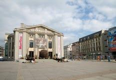 Stanislaw Wyspianski Silesian Theater - Katowice Royalty Free Stock Image