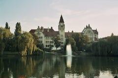 Stanislawa wroclaw tolpy Polonia del parco Immagine Stock Libera da Diritti