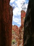 Stanley chasm Stock Photo