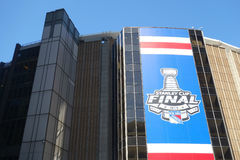 2014 Stanley Cup Final stock photography