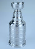 Stanley cup. Picture of replica of the stanley cup in aluminium Royalty Free Stock Photo