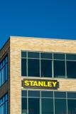 Stanley czerń, Decker logo i biura i Zdjęcia Stock