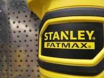 Stanley Fatmax logo Zdjęcia Royalty Free