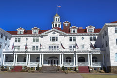 Stanley Hotel Stock Image