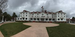 Stanley Hotel Royalty Free Stock Images
