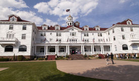 Stanley hotell Arkivfoton