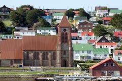 Stanley, Ilhas Falkland imagem de stock royalty free