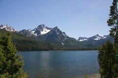 Stanley jezioro 1805 Zdjęcie Royalty Free