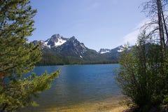 Stanley Lake 1808 Arkivbilder