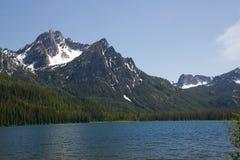 Stanley Lake 1811 Arkivfoton