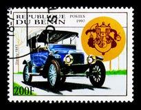Stanley, 1913 modelos, serie de los coches del vintage, circa 1997 Fotografía de archivo