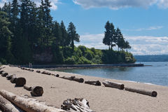 Stanley Park Vancouver Royalty Free Stock Image