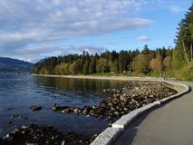 Stanley park in vancouver Stock Photography