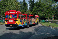 Stanley Park Vancouver B.C., Canada Stock Image