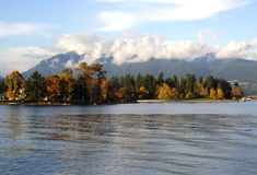 Stanley Park in Vancouver, Canada Royalty Free Stock Photo