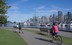 Stanley Park, Vancouver Stock Photography