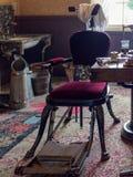 STANLEY, PROVINCIE DURHAM/UK - 20 JANUARI: Binnen een Tandarts` s hous Royalty-vrije Stock Foto