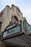 Stanley Theater, Utica, Estados de Nova Iorque, EUA Foto de Stock Royalty Free
