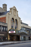 Stanley Theater, Utica, New York State, USA Royalty Free Stock Images