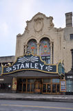Stanley Theater, Utica, New York State, USA Stock Photography