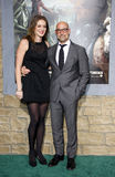 Stanley Tucci and Felicity Blunt Stock Photography
