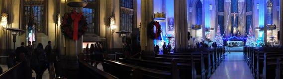 StAnthony kyrka Royaltyfria Foton