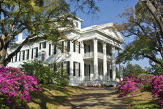 Stanton Hall Antebellum Mansion Royalty Free Stock Images