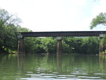 STANTON rzeka W va Obrazy Royalty Free